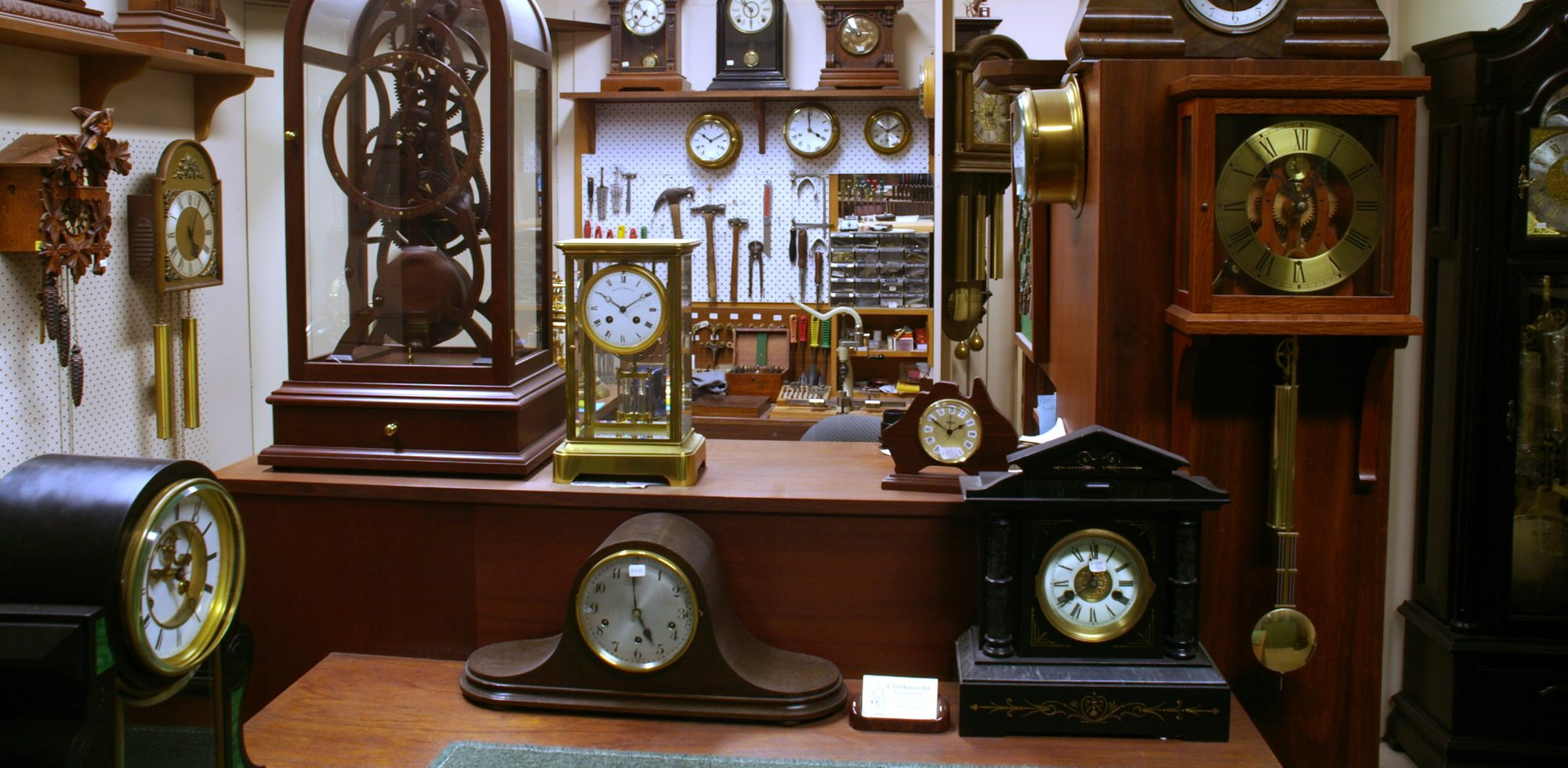 Clockworks - Perth Antique Clock Repairs